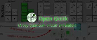 My Quantum Circuit Simulator: Quirk